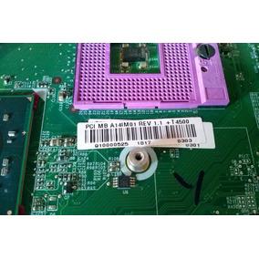 Placa Mãe Sim+ Cce Philco E326167 A14imxx 71r-a14im0-t810