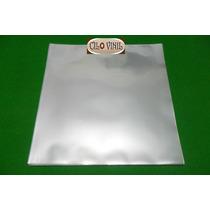 150 Plásticos P/ Capas De Lp Discos Vinil Externos 0,15