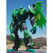 Transformers Grimwing Predacon - Hasbro - Nivel 2 - Novo