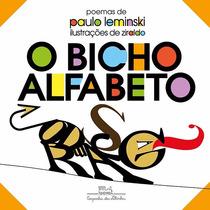 Livro O Bicho Alfabeto - Paulo Leminski