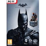 Batman:arkham Origin Pc Steam Original Entrega Inmediata Ade