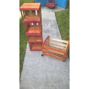 Muebles Reciclados Con Cajones De Madera