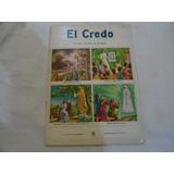 Album Antiguoa El Credo - Libro Estampas Catolicas