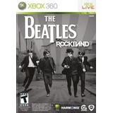 The Beatles Rock Band Xbox 360 Nuevo De Fabrica