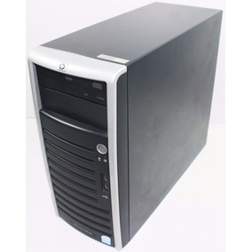 Servidor Hp Proliant Ml 110, Pentium D De 3.0ghz, 2gb Ram