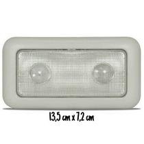 Lanterna Luz Teto Central Weekend Palio Siena Idea Uno Mobi