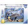 Educando Puzzle Ravensburger Xxl 300 Pcs Naturaleza 5 Mod El