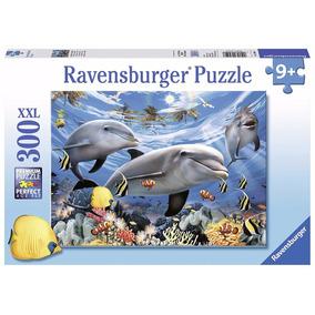 Ravensburger Xxl 300 Pcs Naturaleza 5 Modelos Puzzle Edu