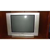 Televisor Sony Triniton 21¿. Pantalla Plana.