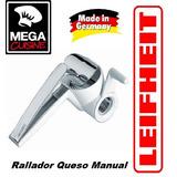 Rallador De Queso Leifheit Manual C/filo En Ac/inox Aleman