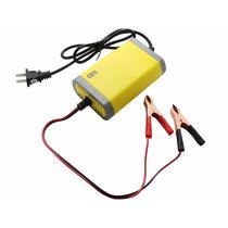 Cargador De Baterías Portátil Para Automóvil Y Motocicleta