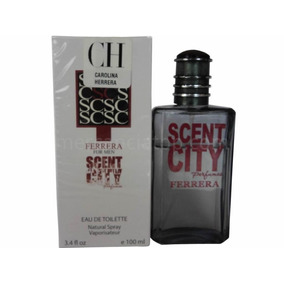 Perfume Carolina Herrera Original Men De Scent City.