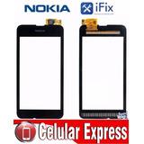Tela Touch Screen Original Nokia Lumia 530 + Fita Dupla Face