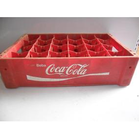 Antiga Caixa De Coca Cola Ks 290ml Vazia (wf)