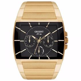 Relógio Orient Masculino Ggssm001 P1kx Quadrado Original Nf