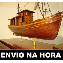 Mais De 200 Projetos De Nautimodelismo Ebook Frete Grátis