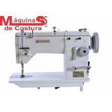 Máquina Zig Zag Singer 20u609-03 Com Lubrificação Automática