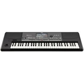 Teclado Korg Pa600 Pa-600 Na Cheiro De Música Loja Fisica