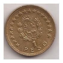 Uruguay Moneda De 1 Peso Año 1965 !!