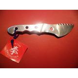 Cuchillo Para Entrenamiento Tipo Tracker En Aluminio Macizo