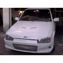 Parachoque Tuning Ford Escort Fiber Glass
