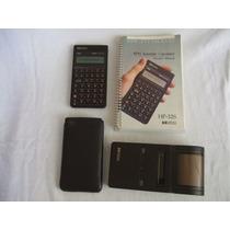 Calculador Hp 32s Rpn Hewlett Packard Impresor 82240a Manual