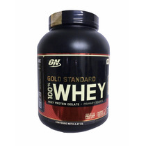 Proteina Gold Standard 100% Whey 5 Lb Platano
