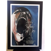Cuadro Marco Decorativo Pink Floyd The Wall Roger Waters