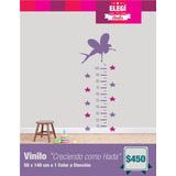 Vinilo Infantil - Vinilo Para Medir Su Crecimiento!