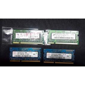 Memorias Ram De 1gb Ddr2 Funcionando Perfectamente