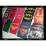 Souvenir Infantil Super Heroes Capa + Mascara X 30 Unid