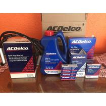 Kit Afinación Con Cables Bujías Chevy 94/11 Acdelco 20w50