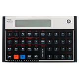 Calculadora Financeira Hp12c Platinum Original Português