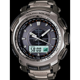 Relógio Casio Protrek Prg-510t-7dr