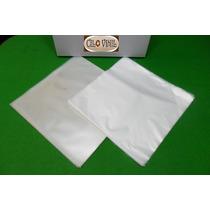 Vinil Lps - 200 Plásticos - 100 Externos 0,15 + 100 Internos