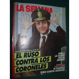 Revista La Semana 313 Garcia Marquez Noemi Alan Adr. Brodsky