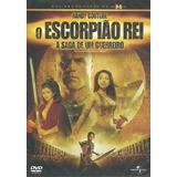 Dvd Filme - O Escorpião Rei 2: A Saga De Um Guerreiro