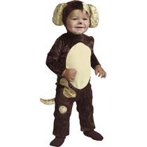 Disfraz De Perrito Perro Niño Bebe Talla 12 A 18 Meses