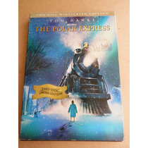 The Polar Express Movie Dvd Import - Tom Hanks Chris Coppola
