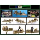 Star Wars Tatooine Skiff Potf 2 Swargento!