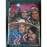Revista Ritmo - La Primera Después Del Golpe Militar