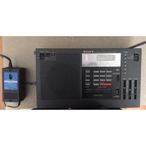 Sony Icf 2001 Radio Receptor Fm Am Mundial