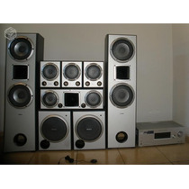 Home Theater Sony Muteki Ht-ddw-1.500 - 6.2 - 1510 W Rms