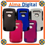 Forro Doble Perforado Blackberry Bold 2 9700 Carcasa Silico