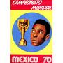 Álbum De Figurinhas Digitalizado Copa Do Mundo 1970 Sadira