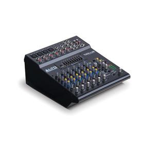 Mix Alto Tmx 80dfx 8-channel Powered Mixer Amplificado