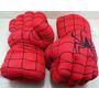 Puños Spiderman Hombre Araña Los Mas Grandes De Las 2 Manos