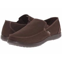 Crocs Santa Cruz Clean Espresso Unicas