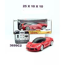 Carrinho Radio Controle Esportivo Gran Series Hbo Toy Ecoop