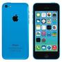 Iphone 5c 16 Gb Azul + Capa De Silicone E Frete Gratis
